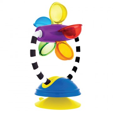 Spin & Spill Bath Toy