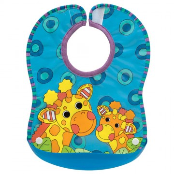 Crumb Catcher Feeding Bib