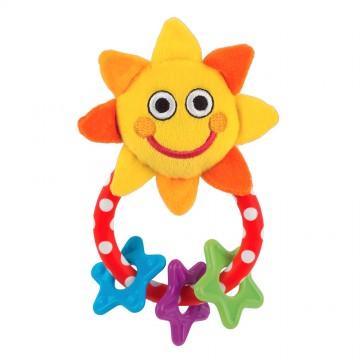 Stars & Sun Rattle Fun