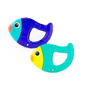 Chill N' Chirp Water Filled Teethers