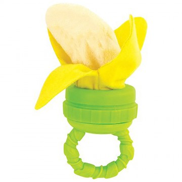 Banana Terry Teether