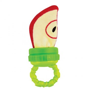 Apple Terry Teether