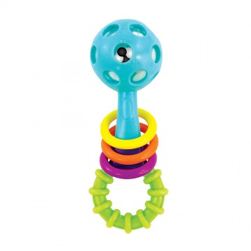Peek-a-Boo Beads Rattle