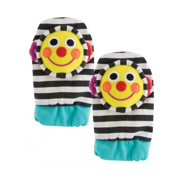 Smiley Face Foot Socks
