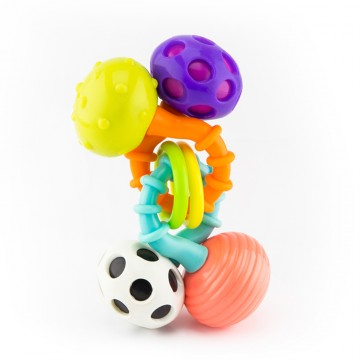 Bend & Twist Rattle