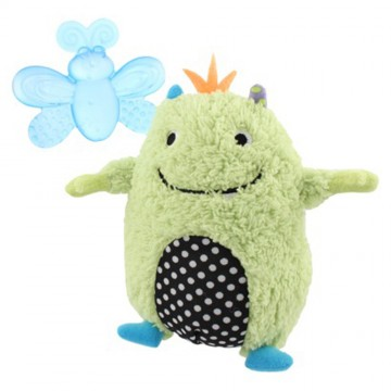 Non-Sters Buppy Uppy Plush With Bonus Rattle