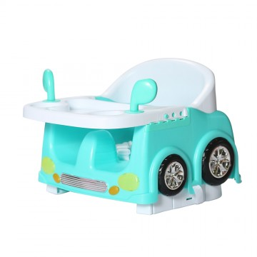 Car Diner Booster Seat - Blue