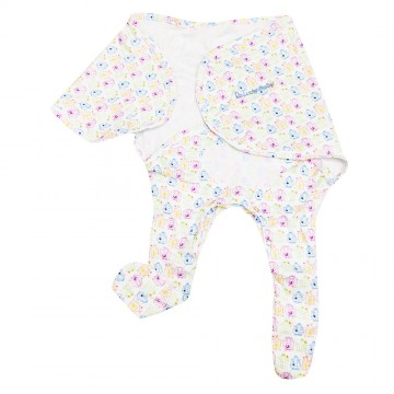 Snuggle™ Infant Swaddle W/Feet
