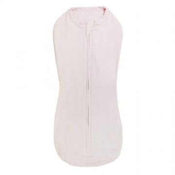 Go Snuggly Pod™ Zipped Up Infant Wrap - Pink