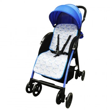 Cozy™ Memory Foam Stroller Pad - Cloud