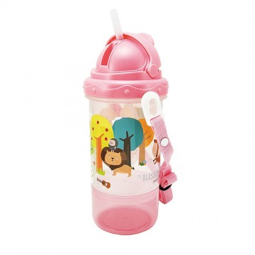 The Blessed Forest™ Straw Water Bottle/Snack