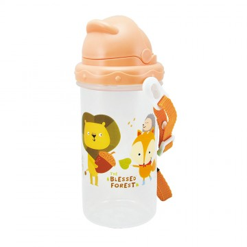 The Blessed Forest™ Straw Water Bottle