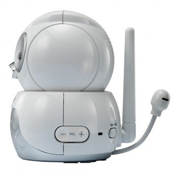 Audio & Video Baby Monitor (Owl)