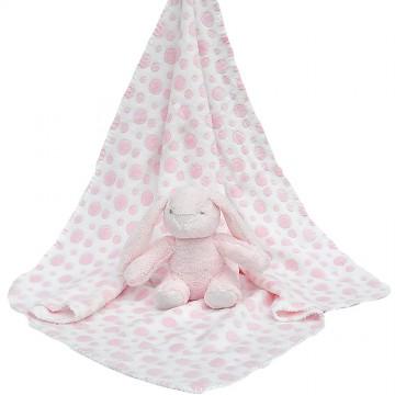 Blanket W/Pals - Bunny
