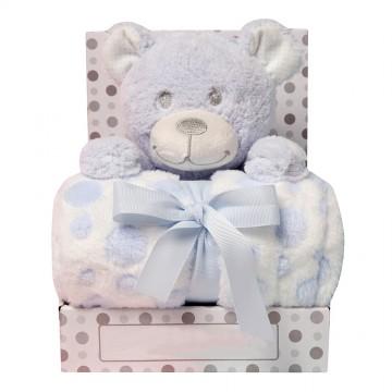 Blanket W/Pals - Bear