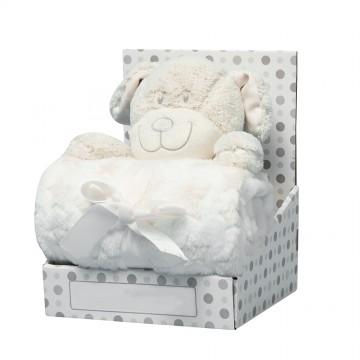 Blanket W/Pals - Puppy